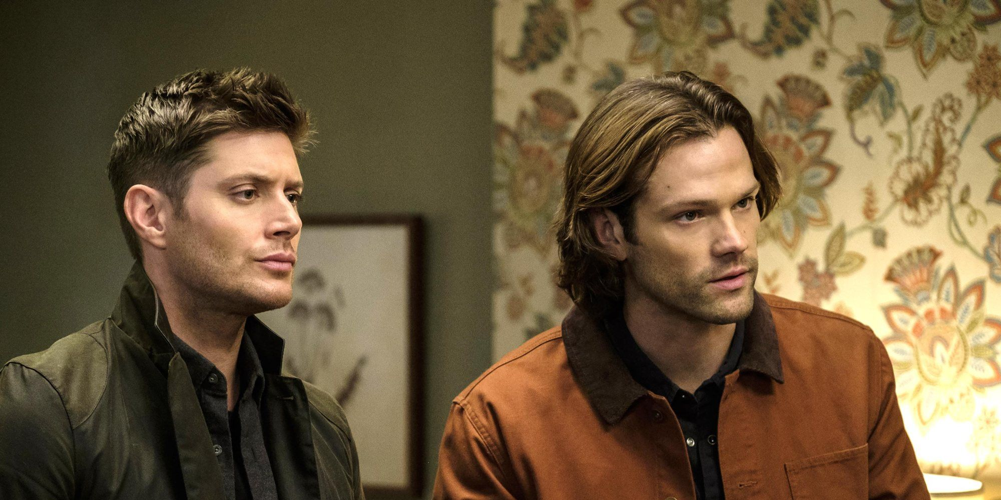 Dean and Sam Winchester in 'Supernatural'