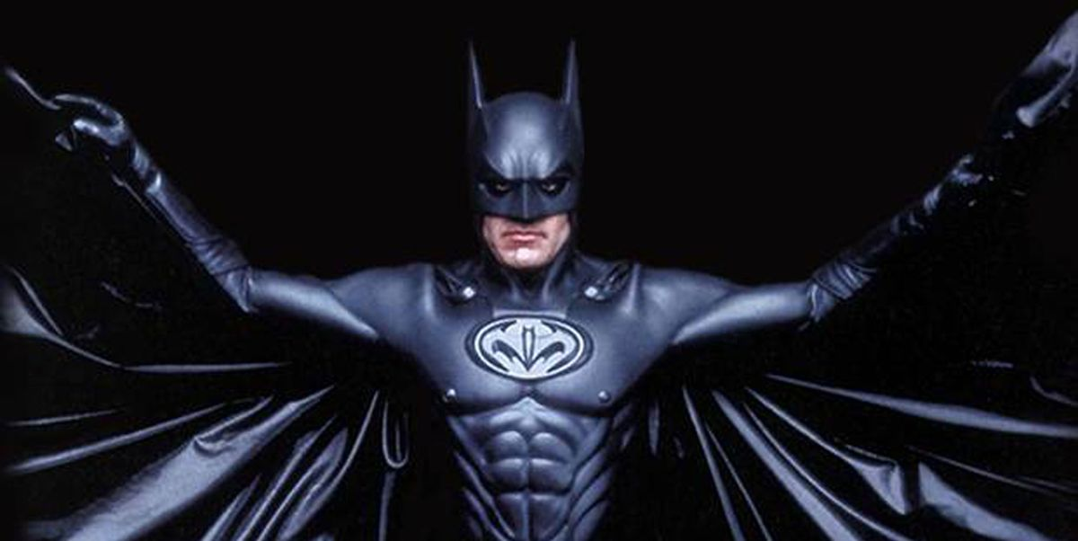 George Clooney; Batman; The Flash