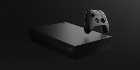 f111359090d Xbox One X review – Microsoft s 4K marvel is an elegantly expensive power  play