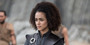 Game of Thrones, s07 e03: Missandei likes what she sees