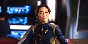 Michelle Yeoh, Star Trek Discovery