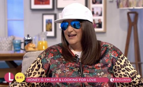 ee6b775f8dac X Factor s Honey G talks about being gay on Lorraine