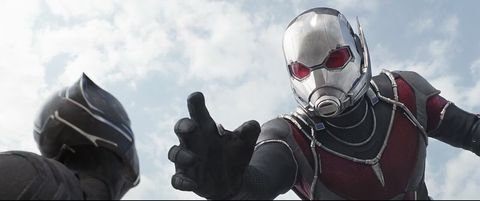 Marvel writers reveal Ant-Man would have had a bigger role