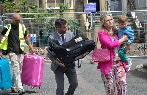 Linda Carter returns in EastEnders