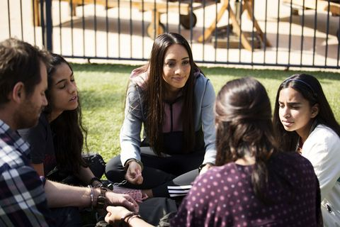 Mishti Sharma tries to get the Rebecchi family back on track in Neighbours