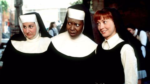 Remember Sister Act's shy but talented singing nun Sister