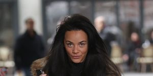Chelsee Healey sighting at the BBC on February 5, 2015 in London, England.