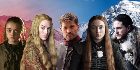 Who Is The True Main Character In Game Of Thrones We Ranked