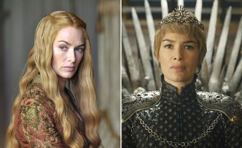<p>The wig – sorry, the hair –&nbsp;is a lot shorter these days and the finery more military and regal, but the scowl is unchanged.&nbsp;</p>