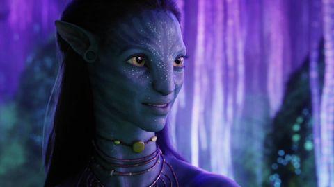 Avatar, Neytiri, Zoe Saldana