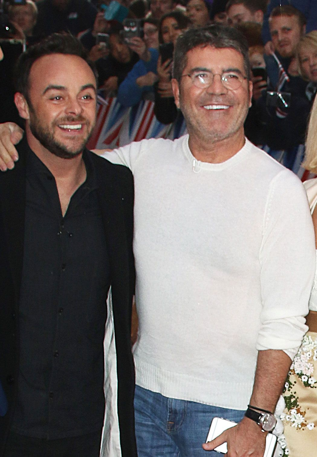Anthony McPartlin accident