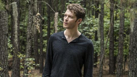The Originals creator reveals the story she never got to tell on screen