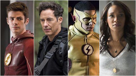 'The Flash' season 4