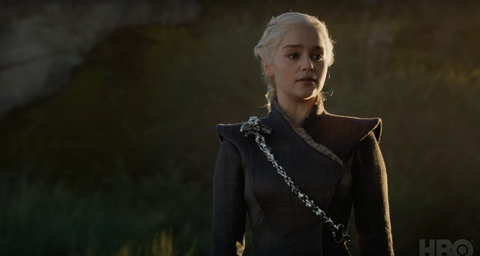 Daenerys in Game of Thrones teaser for 'Eastwatch'
