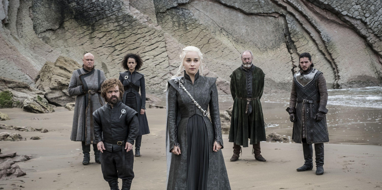 GOT, Game of Thrones, Season 7, Episode 4, Spoils of War