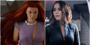 Marvel's 'Inhumans' and 'Agents of SHIELD'