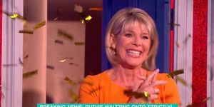 Ruth Langsford, Strictly Come Dancing reveal, This Morning