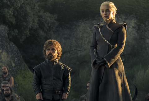 Game of Thrones season 7 episode 5, 'Eastwatch': Daenerys and Tyrion have an offer for the living Lannister soldiers — bend the knee or die