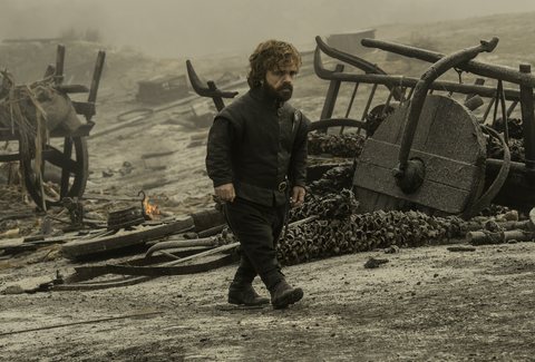 Game of Thrones season 7 episode 5, 'Eastwatch': Tyrion searches the battlefields for any sign of Jaime