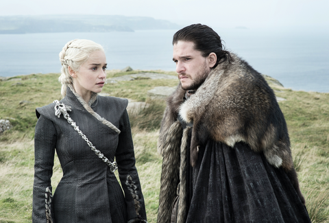 game of thrones season 7 episode 5, 'eastwatch' daenerys and jon snow weigh their next move at dragonstone
