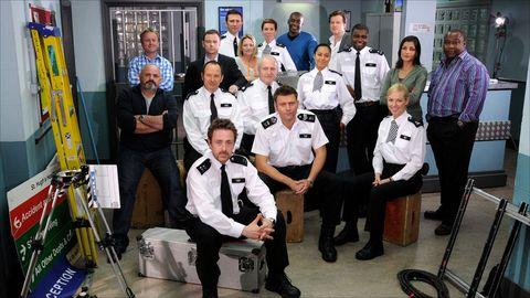'The Bill' final cast