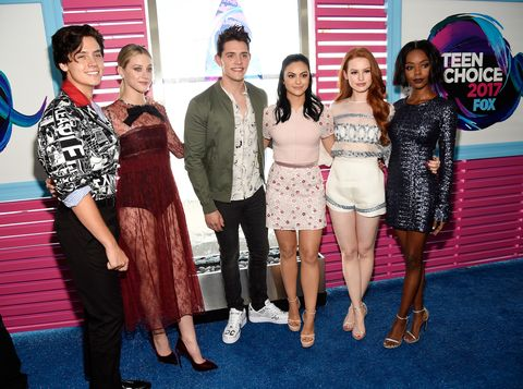 The CW's Riverdale and Disney's live-action Beauty and the