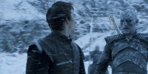 Bran and the White Walkers in 'Game of Thrones' season 6