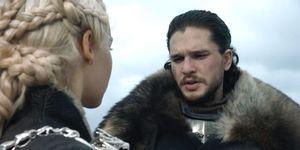 Game of Thrones, GOT, Jon Snow, Daenerys