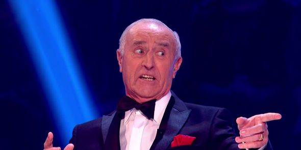 Len Goodman, Strictly Come Dancing panel