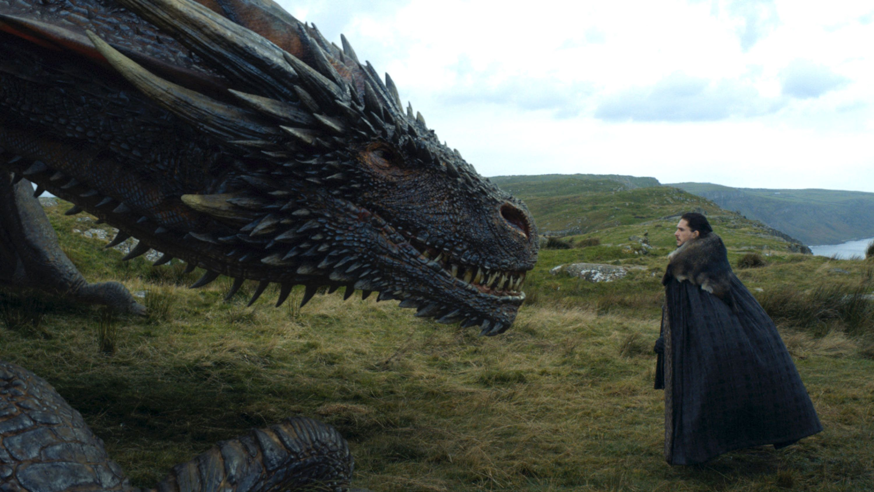 "Why Game of Thrones' Kit Harington hated ""horrific"" dragon scenes"