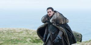 Jon Snow, Game of Thrones, GOT, Season 7, episode 5