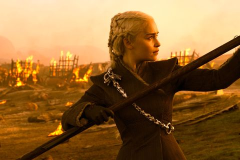 Game of Thrones: what Emilia Clarke's hair means for