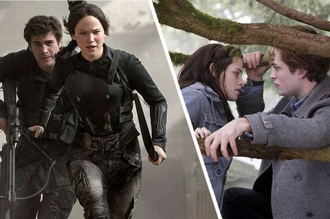Twilight, The Hunger Games, Theme Park