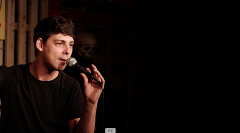 Matt Richardson at Edinburgh Fringe