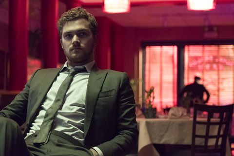 Danny Rand / Iron Fist in 'The Defenders'