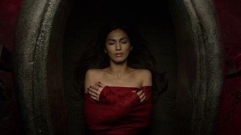 Elektra in 'The Defenders'