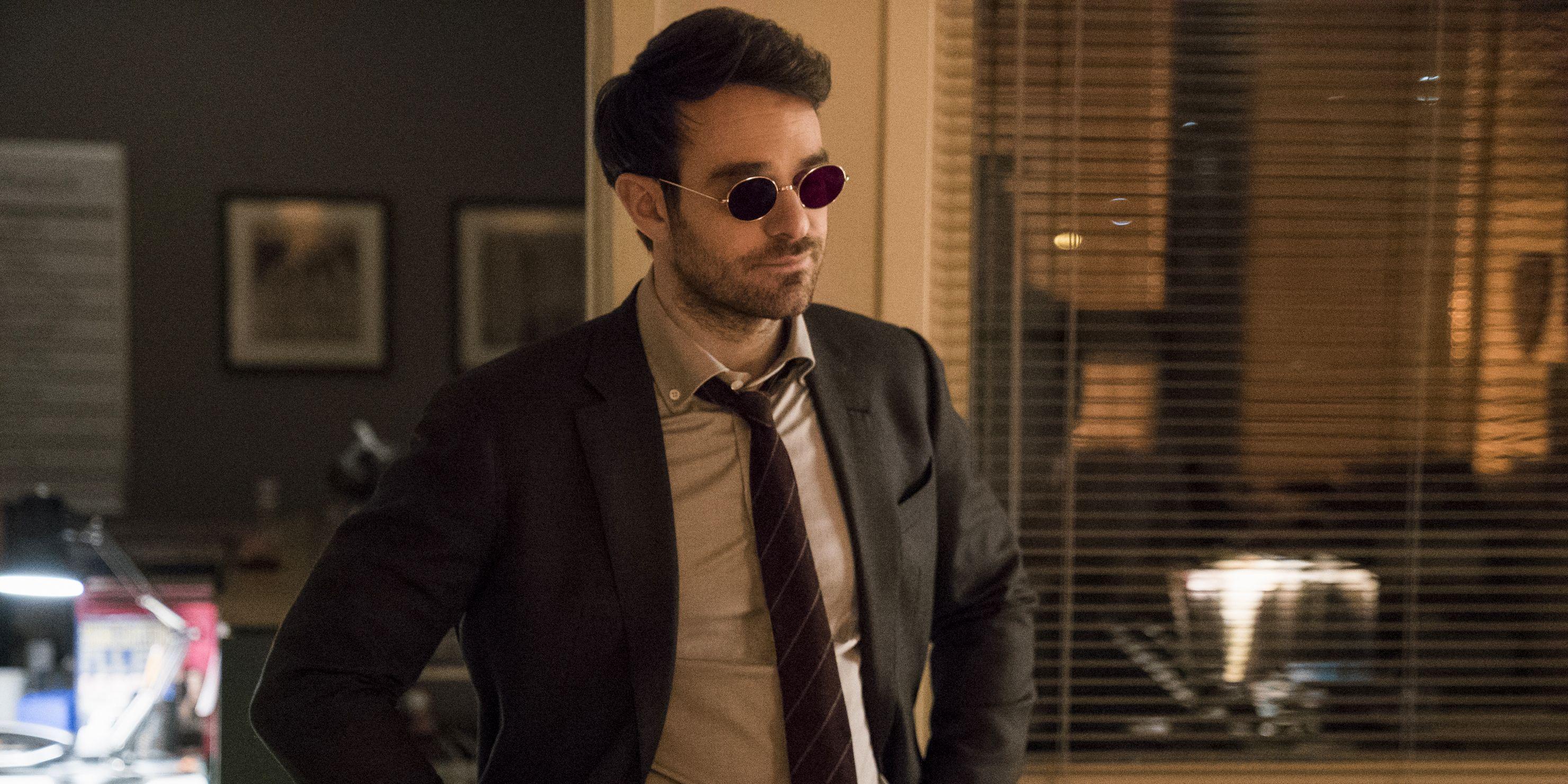 Matt Murdock in 'The Defenders'