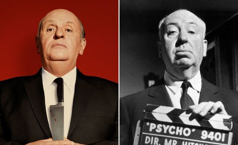 Anthony Hopkins, Alfred Hitchcock, Hitchcock