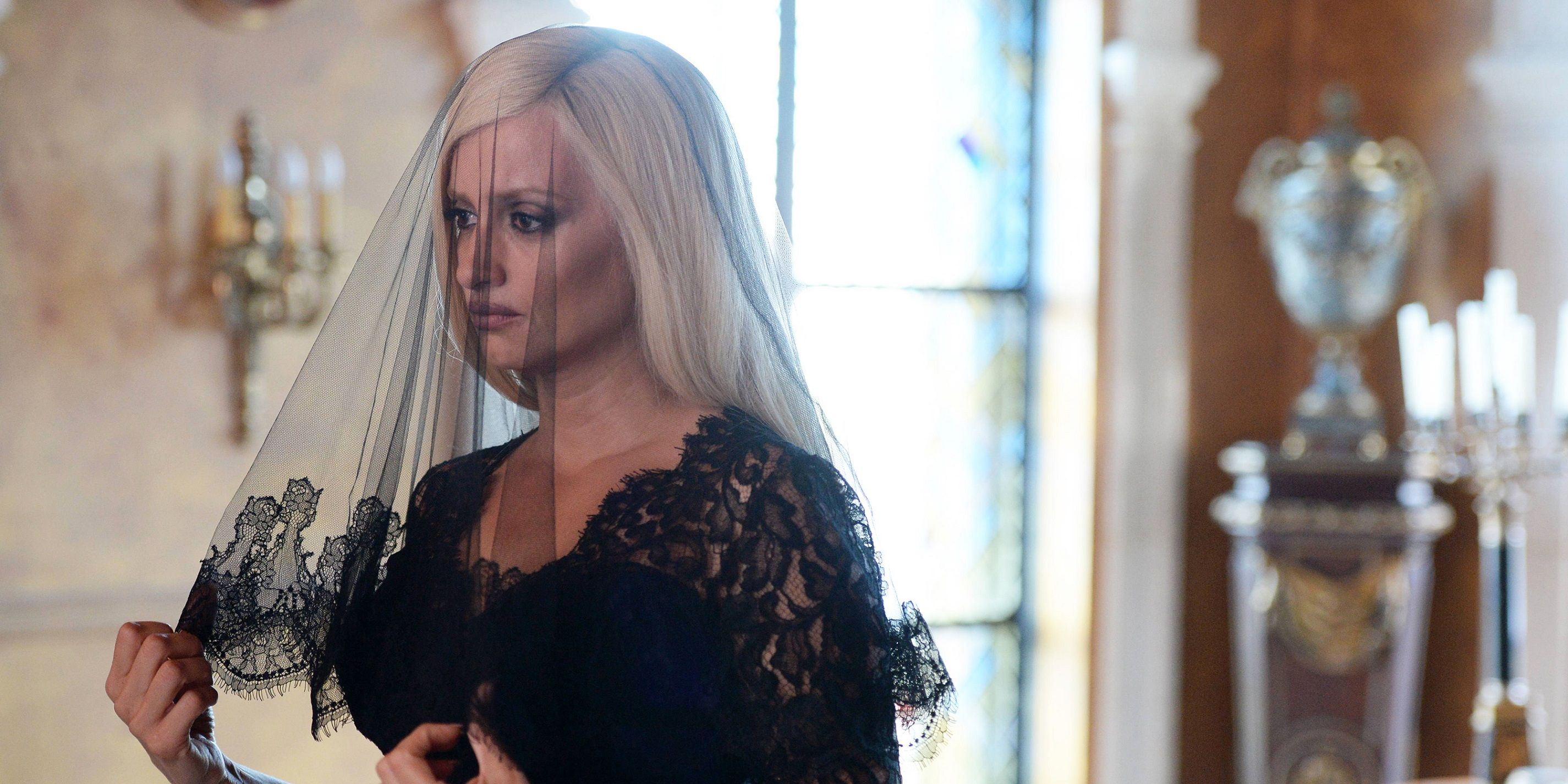 Penelope Cruz in American Crime Story: The Assassination of Gianni Versace