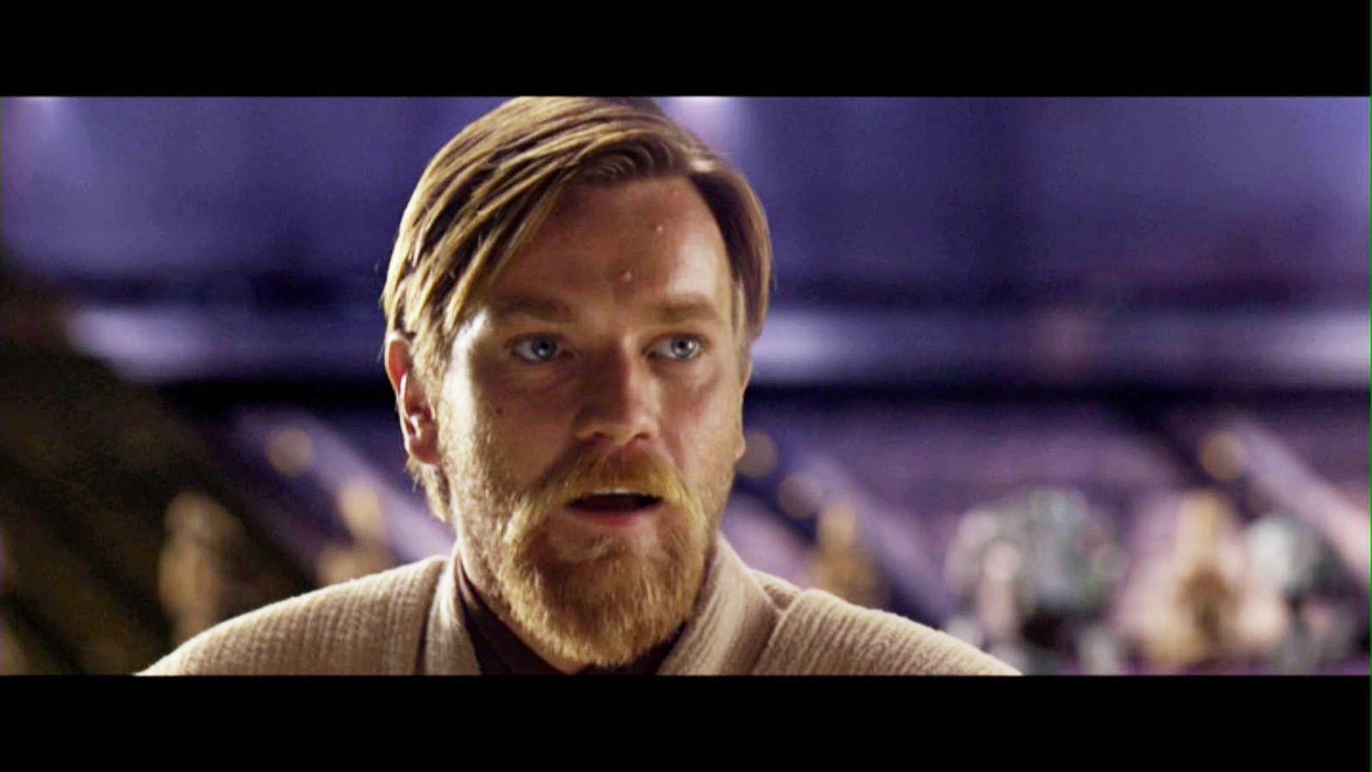"""Star Wars' Ewan McGregor dismisses Obi-Wan TV series rumours as """"bullshit"""""""
