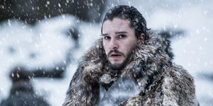 Game of Thrones season 7, episode 6: Jon Snow appears frightened of something on the horizon