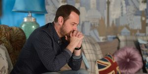 Mick Carter fears it's all over with Linda in EastEnders