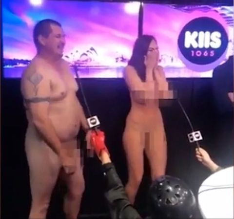 Attraction erection naked 7 Embarrassing