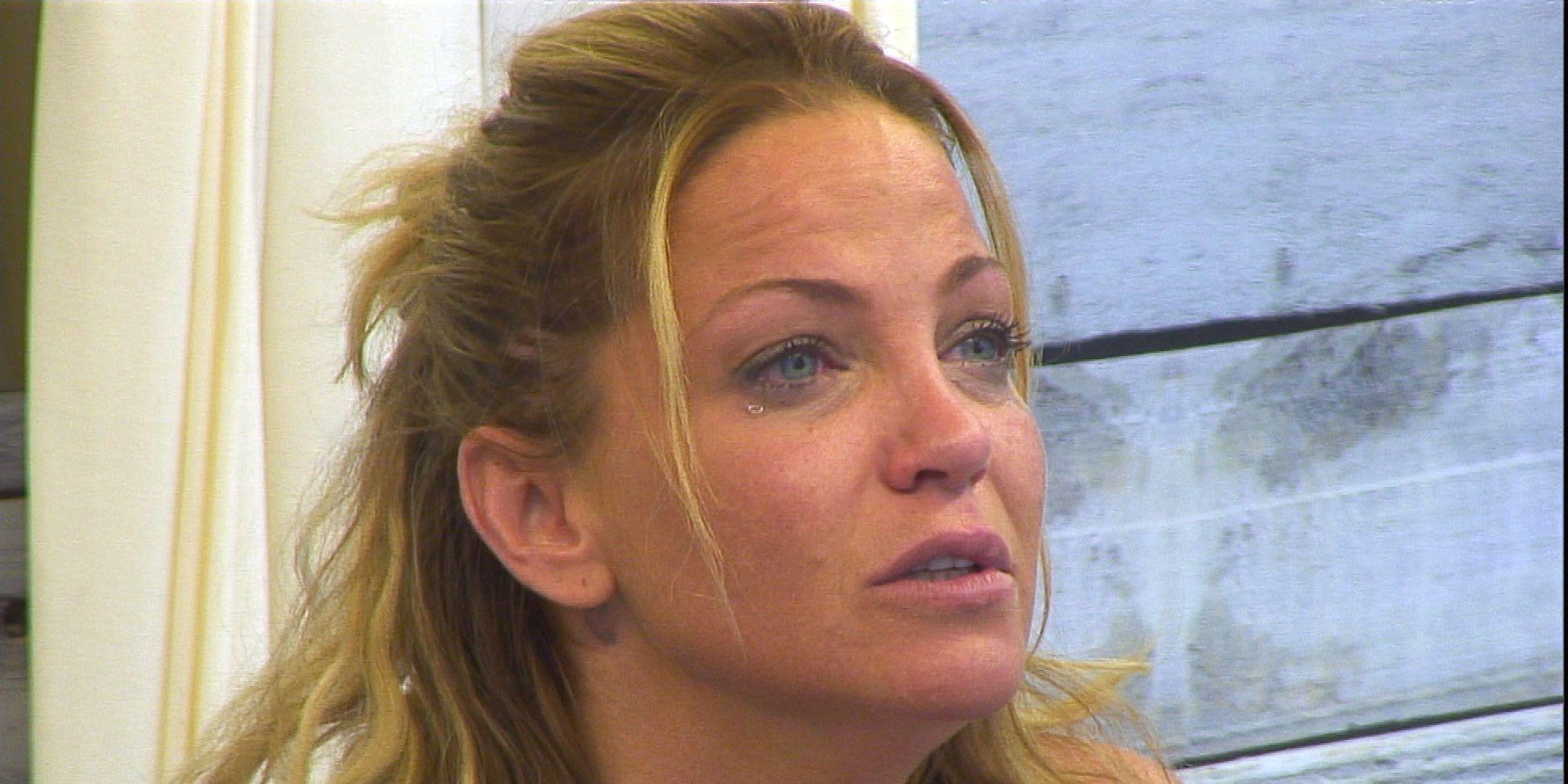 Sarah Harding, Celebrity Big Brother, Day 20