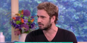 Coronation Street star Oliver Farnworth appears on This Morning