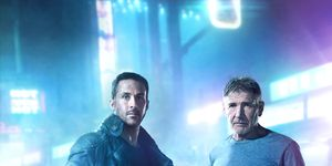 Ryan Gosling, Harrison Ford, Blade Runner 2049