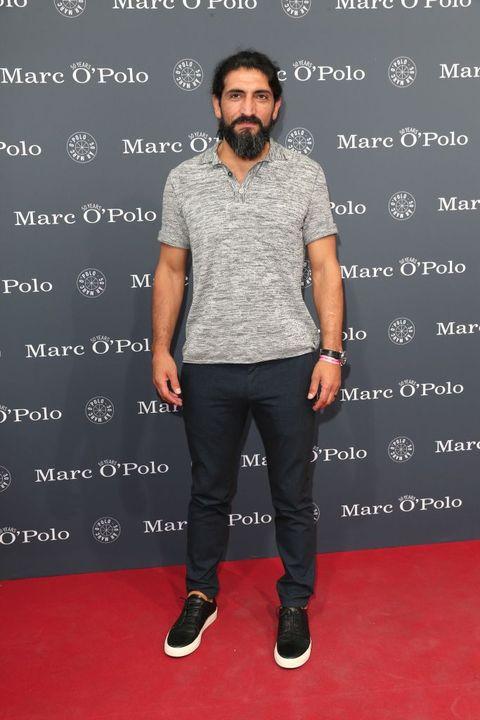 Numan Acar at Marc O'Polo event