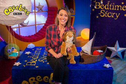 Suranne Jones is the latest CBeebies Bedtime Story reader