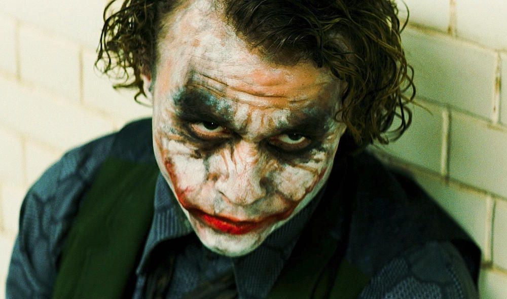 Heath Ledger wanted Christian Bale to hit him in The Dark Knight