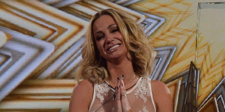 Sarah Harding wins Celebrity Big Brother